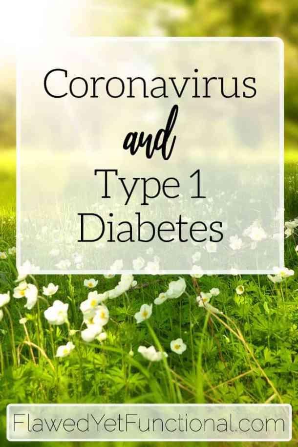 Coronavirus Type 1 Diabetes