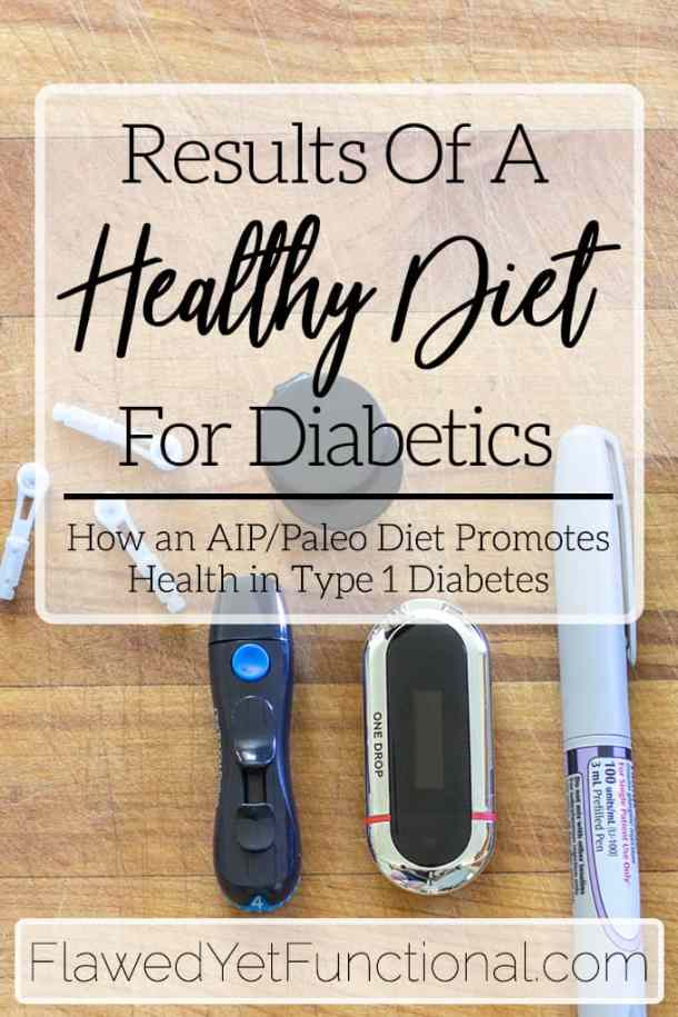 testing and insulin equipment for type 1 diabetes