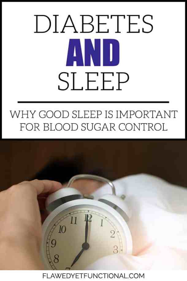 Sleep and Diabetes