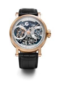 Grieb & Benzinger Blue Wave Watch