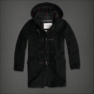 Abercrombie & Fitch Douglass Mountain Toggle Coat