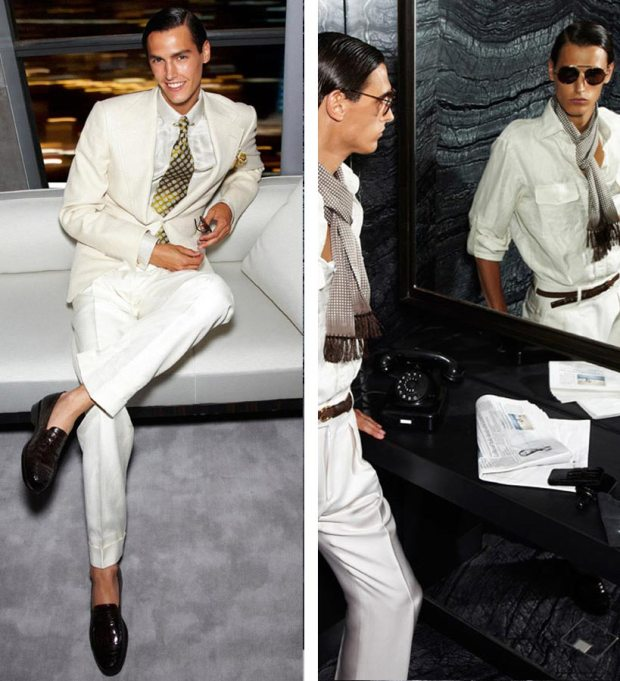 Tom Ford Spring Summer 2012 Lookbook