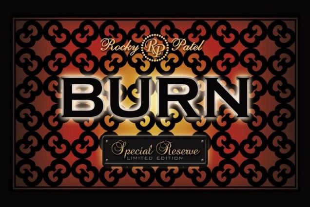 Burn Cigar By Rocky Patel