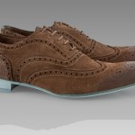 Paul Smith Tan Miller Brogue Shoes