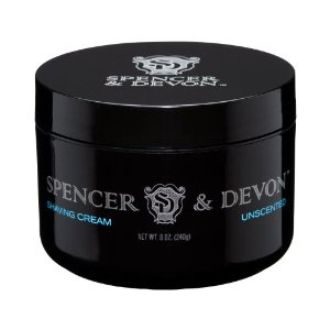 Spencer & Devon Unscented Shaving Cream