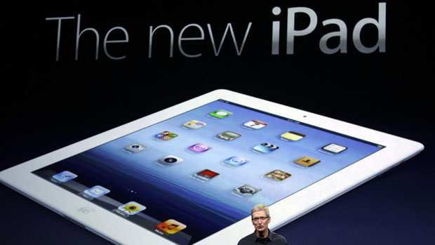 The Apple iPad 3 / The New Apple iPad