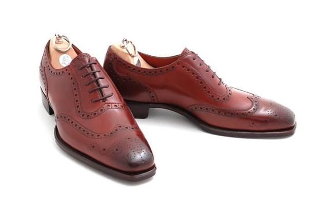 Alfred Sargent Henry Wingtip Shoe