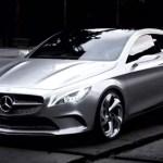 Mercedes Benz Concept Style Coup
