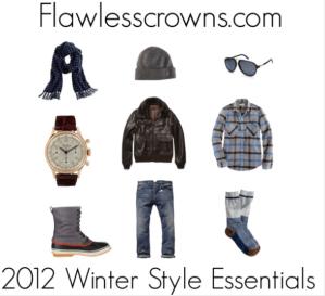 Men's 2012 Winter Style Essentials