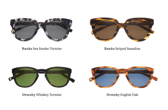 Warby Parker Summer 2014