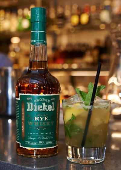 Dickel Rye Smash