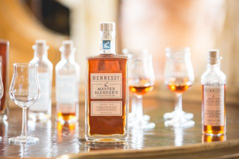Hennessy Debuts Master Blender's Selection No. 1