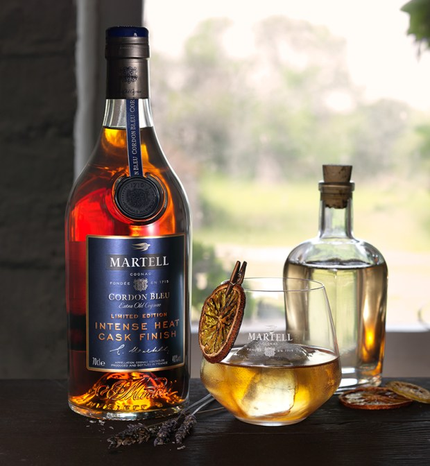 Martell Cordon Bleu Intense Heat Cask Finish