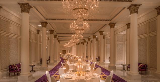 Palazzo Versace Dubai Luxury Hotel