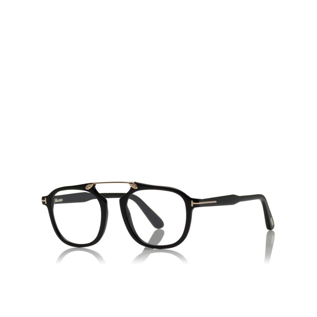 1cbd64b6f9c0 These frames feature a soft squared acetate style enriched by a metal high  bridge and the signature T logo lives on the temples. Additionally the  absence of ...