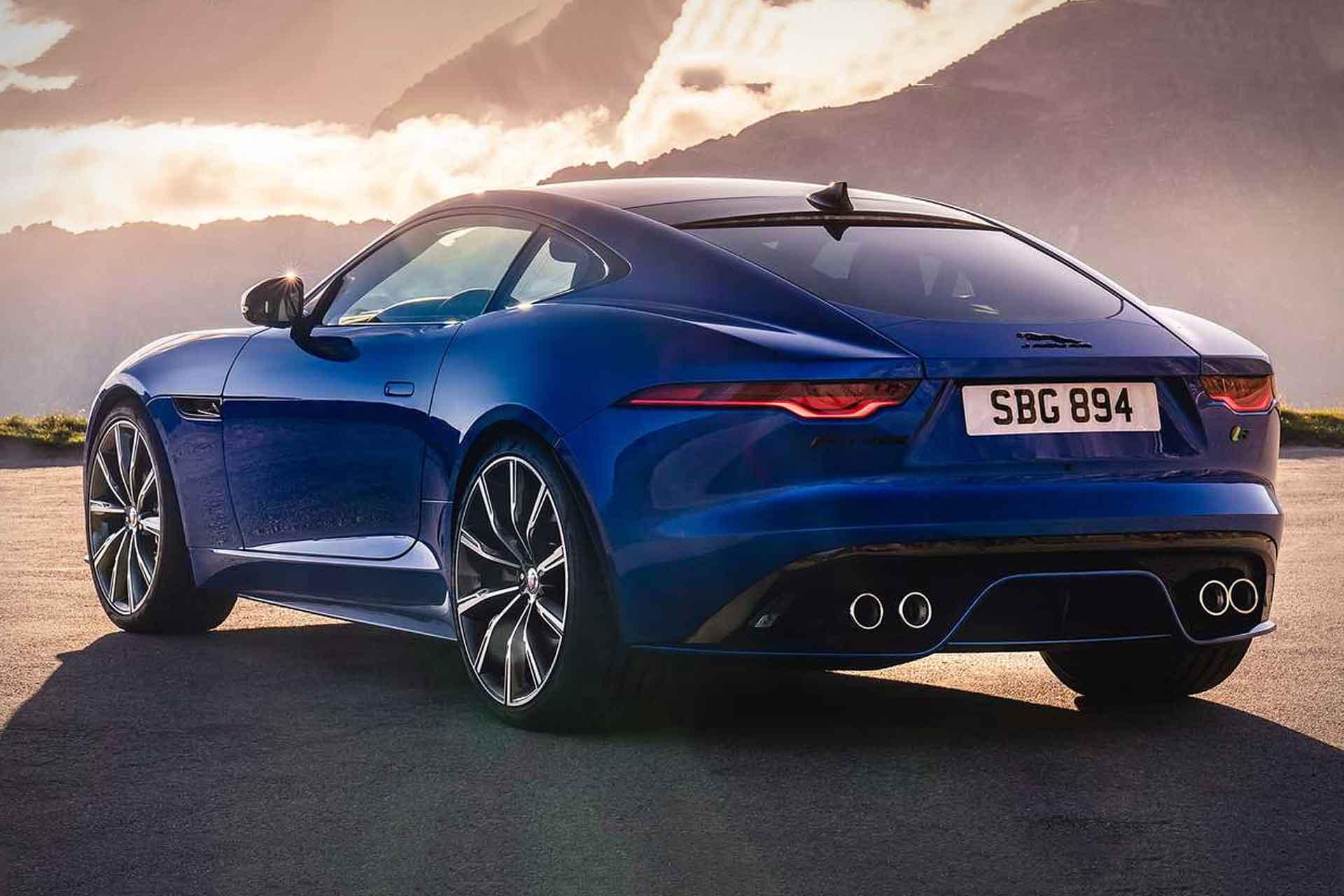 2021 Jaguar F-Type Sports Car - Flawless Crowns