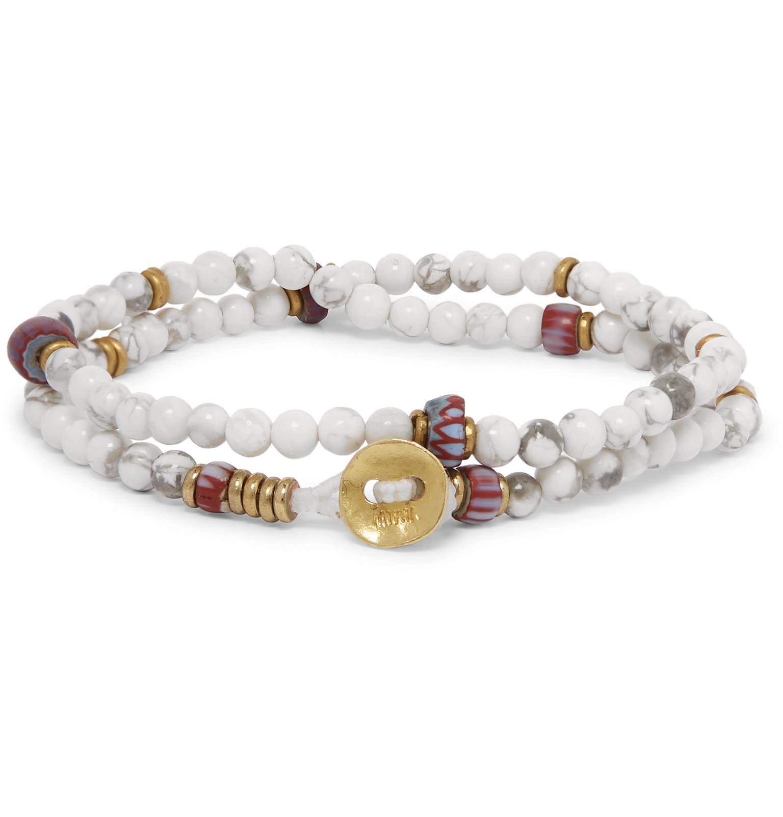 Mikia Double Wrap Bracelet