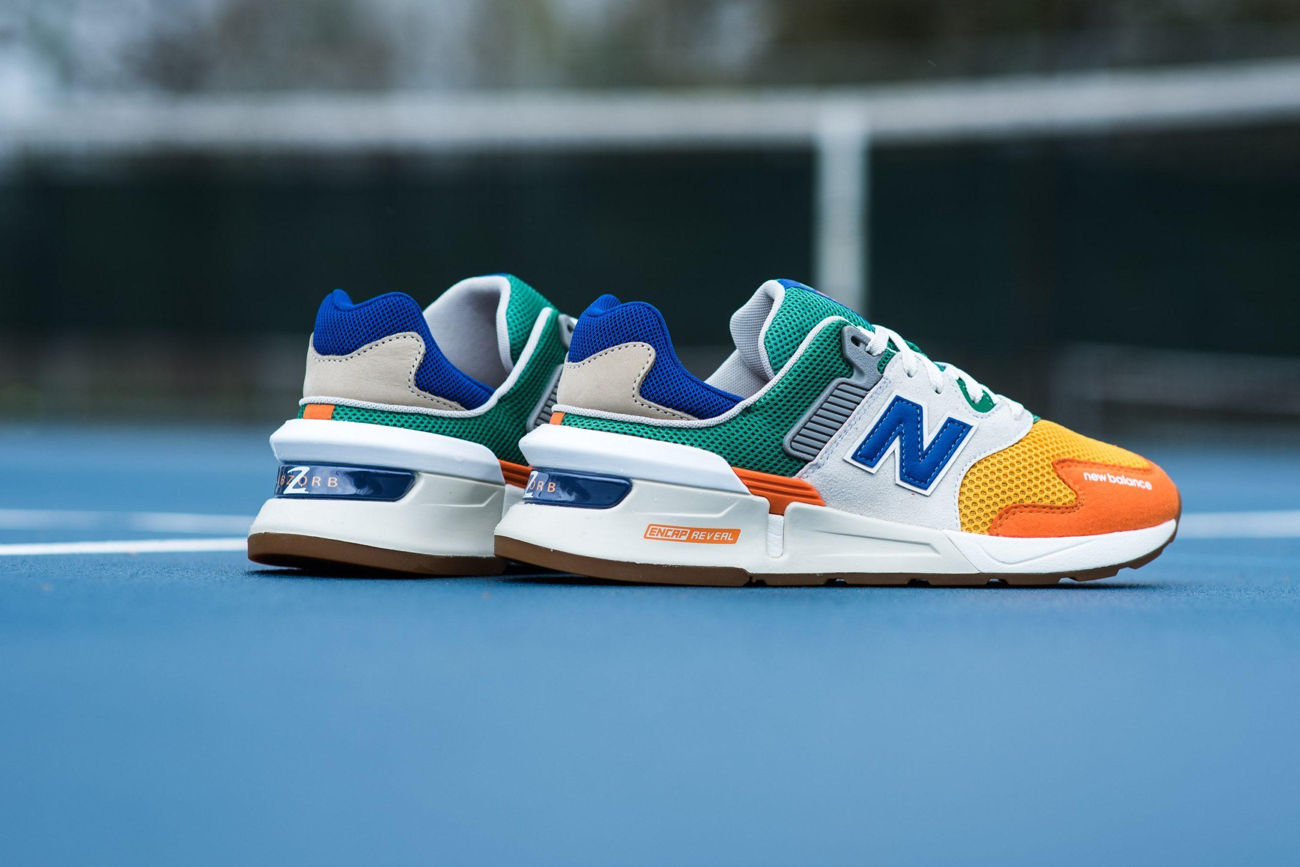 New Balance 997 Multi Color Sneaker
