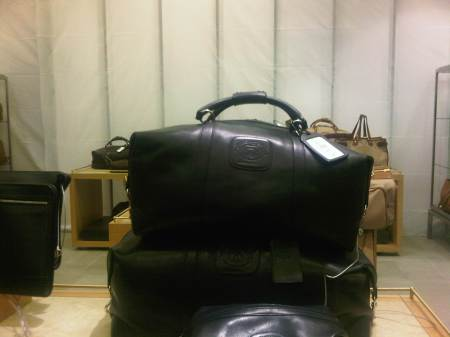 Ghurka Leather Collection 2010