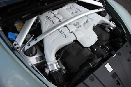 2011 Limited Edition Aston Martin V12 Vantage Car