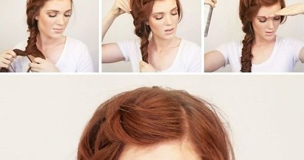 Fashionable Hairstyle Tutorials For Long Thick Hair Flawlessend