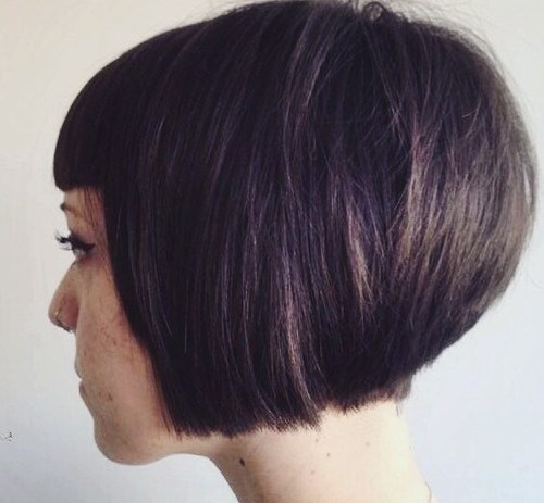 20 Short Stacked Bob Hairstyles That Look Great on Everyone ...