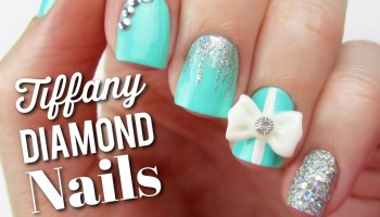 Animal crossing nails nerd nail series flawlessend tiffany blue diamond nails big news prinsesfo Image collections