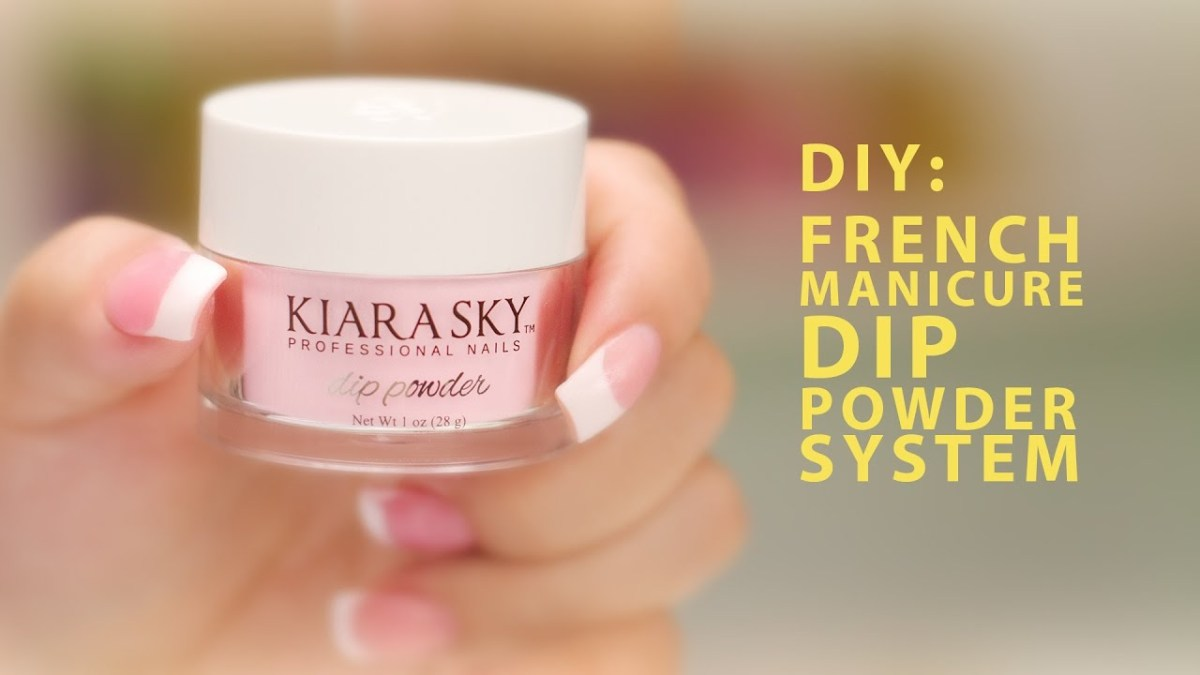 DIY: Kiara Sky French Manicure Dip Powder System – A Pro Review ...