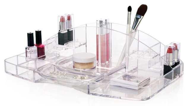 Stori Makeup Organizer
