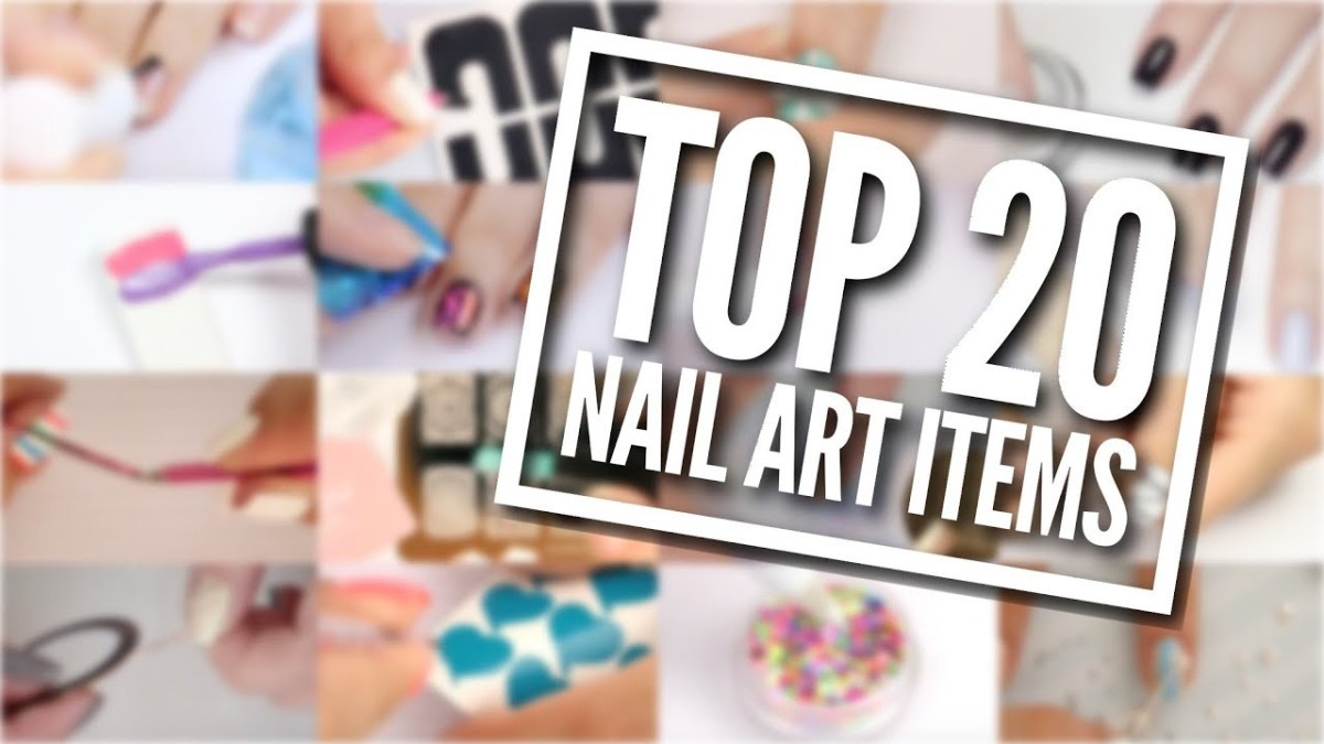 TOP 20 Nail Art Items You NEED In Your Kit! – FlawlessEnd