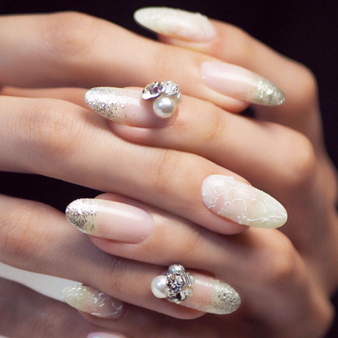 21 Ideas Of Luxury Nails To Really Dazzle