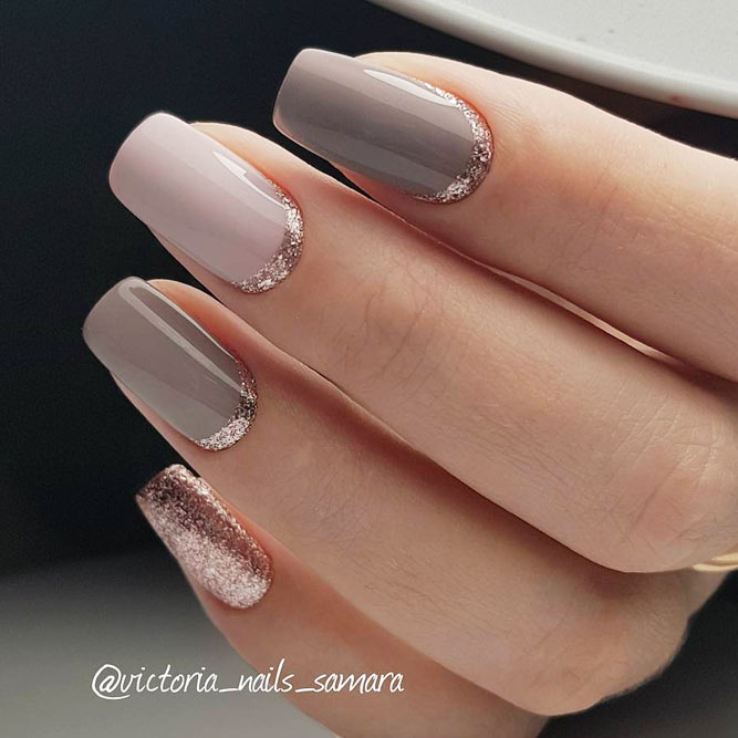 Simple Elegant Fall Nail Designs: 21 Outstanding Classy Nails Ideas For Your Ravishing Look