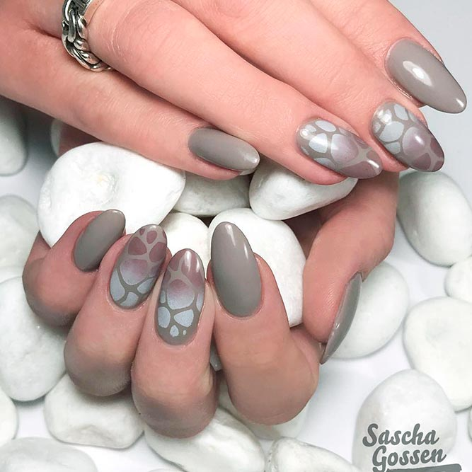 Super Easy Aero Puffing Nail Art Tutorials To Do At Home – FlawlessEnd