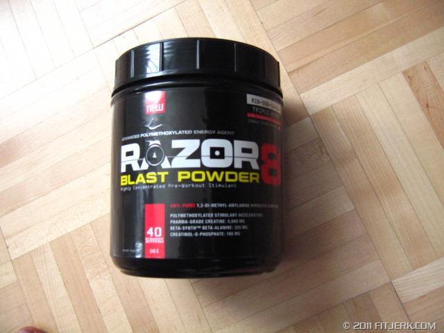best price on ALLMAX - Razor8 Blast Powder