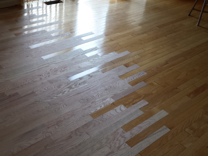 Repair Wood Floor