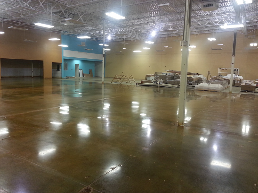 Industrial  Commercial Floor Coatings Contractor  Atlanta GA