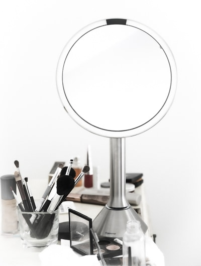Simplehuman Sensor Mirror Review – The Only Makeup Mirror You Need