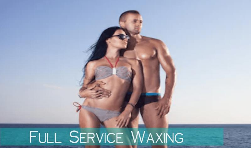 waxing men and women