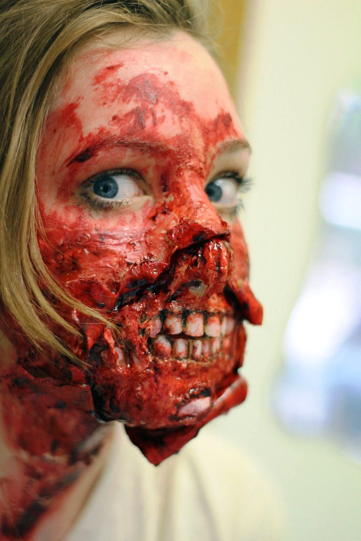20 Halloween Mouth Makeup Ideas  Flawssy
