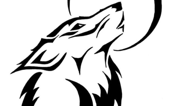 20 Simple Wolf Sketch Tattoos Ideas And Designs