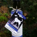 Cold-pressed linseed oil for dogss