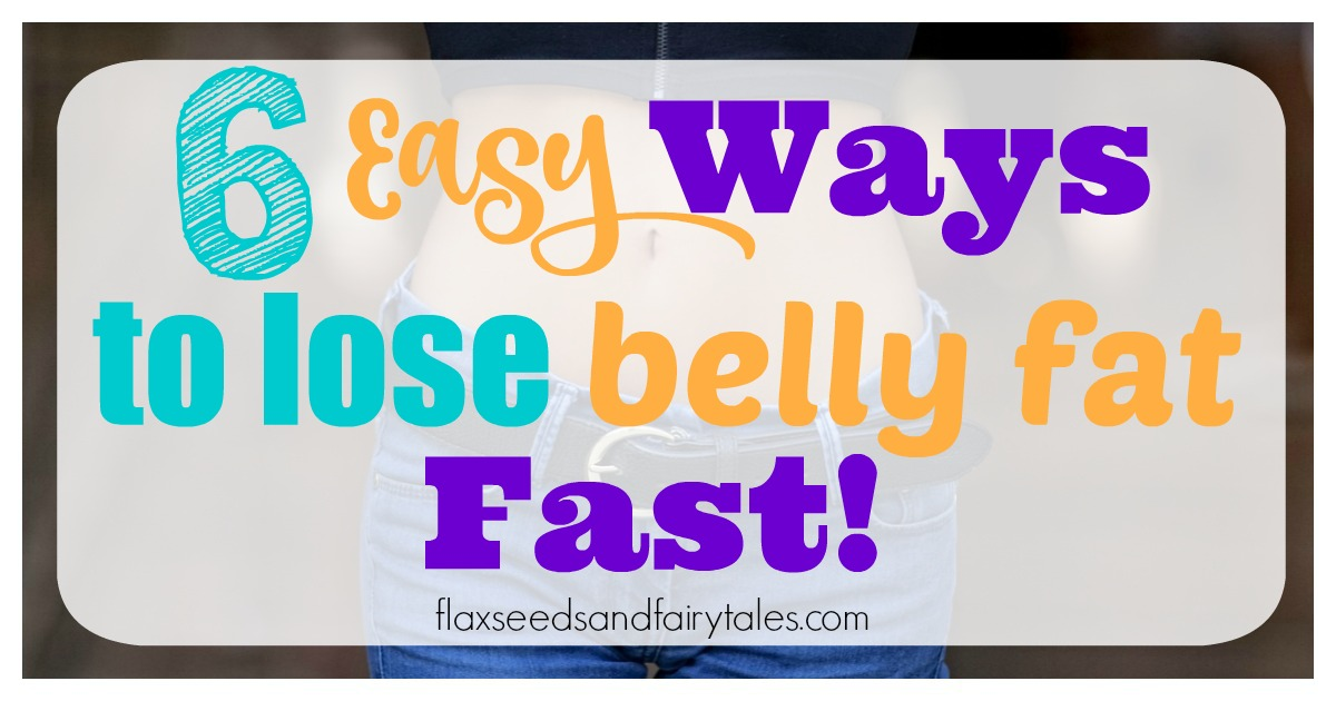 How to reduce belly fat easily