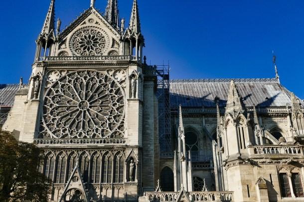 Notre Dame de Paris daylight