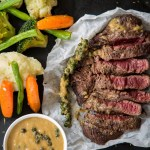 Delicious steak AIP diet recipe from the free one week AIP meal plan