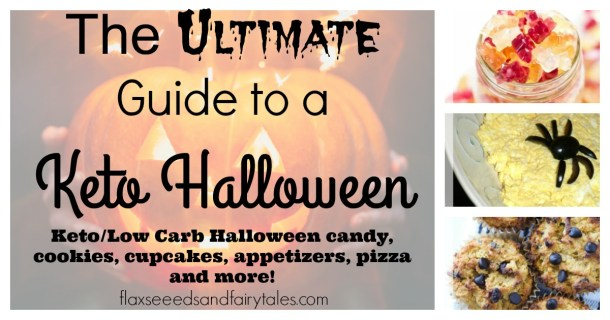 The best low carb keto Halloween recipes