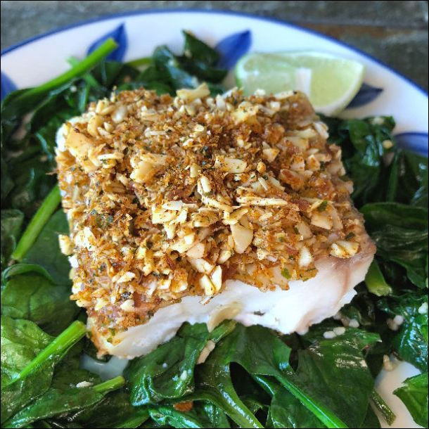 Easy low carb keto cod recipe for beginners