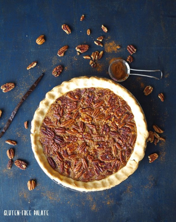 The best paleo pecan pie