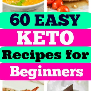 Keto recipes for beginners that are quick, easy, and free
