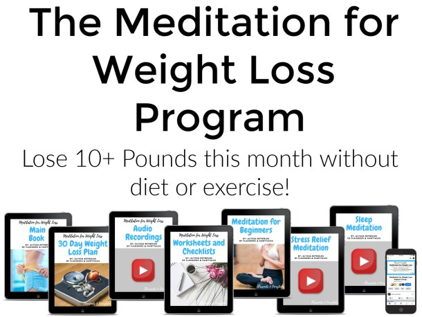 Meditation for Weight Loss Program