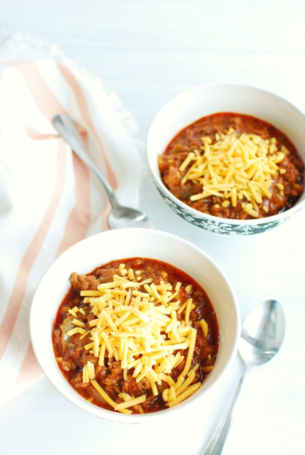 Easy keto chili recipe for beginners